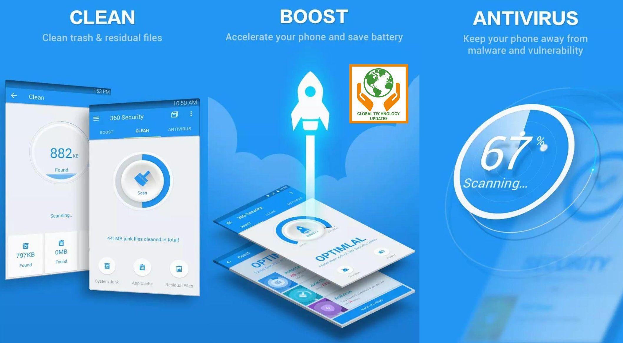360 Security Antivirus Boost