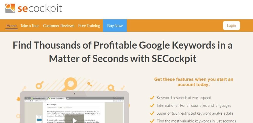 Best Seo Tools to Search for Keywords [SECockpit]