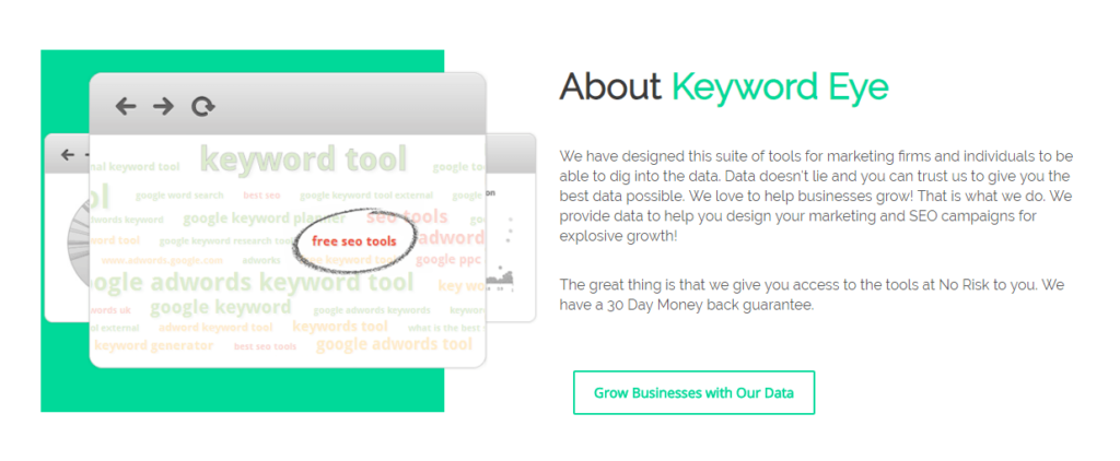 Best Seo Tools to Search for Keywords [Keyword Eye]