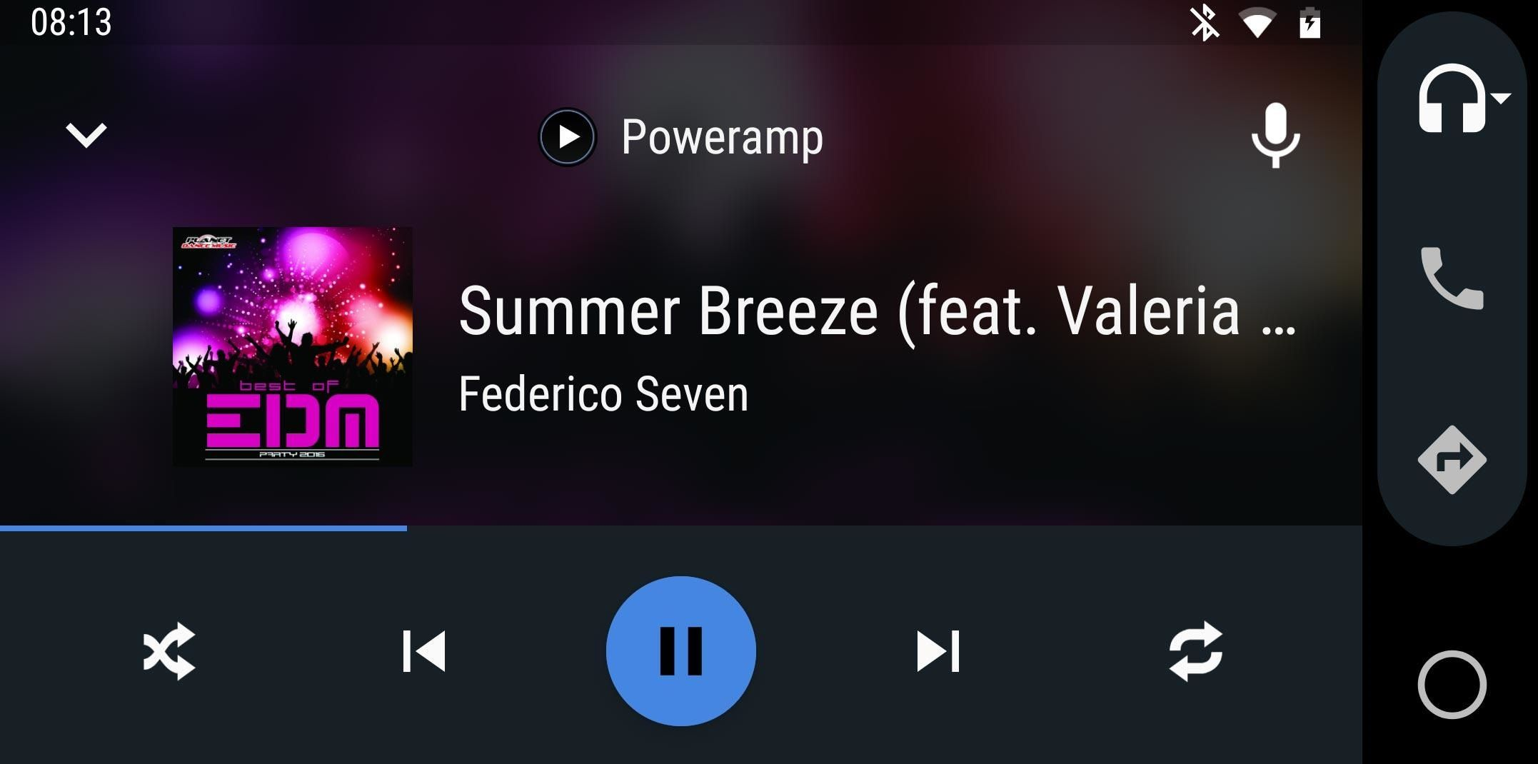 Poweramp Music Player a Full and Light Music App for Android