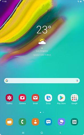 Samsung launches the very thin Samsung Galaxy Tab S5e